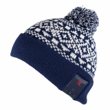 Caseco Bluetooth Beanie with Built-In Headphones - Winter Wonderland