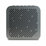 JLab Crasher Mini Splashproof Bluetooth Speaker - Gunmetal