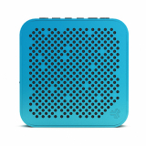 JLab Crasher Mini Splashproof Bluetooth Speaker - Blue