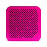JLab Crasher Mini Splashproof Bluetooth Speaker - Pink