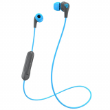 JLab JBuds Pro Bluetooth Signature Earbuds - Blue/Gray