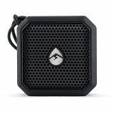 **NEW**EcoXGear Pebble Lite Waterproof Bluetooth Speaker - Black
