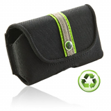 EcoLife Nylon Magnetic Closure Pouch - Small