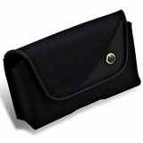 EcoLife Nylon Horizontal Pouch with Magnetic Closure - XXLarge