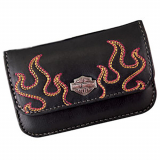 Harley Davidson Officially Licensed Pouch With Magnetic Closure - Small