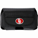 NCAA Officially Licensed Oklahoma Sooners Pouch With Magnetic Closure - Medium
