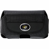 NCAA Officially Licensed MissouriTigers Pouch With Magnetic Closure - Medium