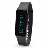 Universal Nuband Activ+ Bluetooth Activity & Sleep Tracker Watch - Black