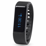 Universal Nuband i Bluetooth Touch Screen Activity & Sleep Tracker Watch - Black