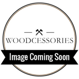 **PREORDER**Apple Watch Band 42/44 Woodcessories EcoStrap Series - Walnut/Silver