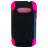 ZTE Imperial Dual Case - Black/Pink
