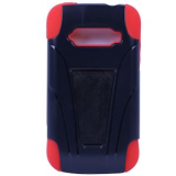 ZTE Imperial Dual Case - Black/Red