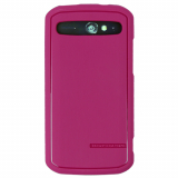 ZTE Grand S Pro Body Glove Satin Case - Raspberry