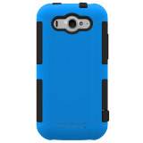 ZTE Imperial II Trident Aegis Series Case - Blue/Black