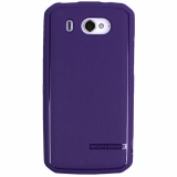 ZTE Imperial II Satin Body Glove Case - Purple