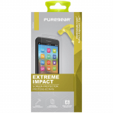 ZTE Imperial Max PureGear PureTek Roll On Screen Protector Retail Ready - HD Impact